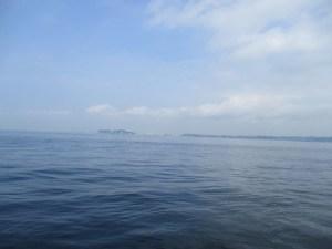 江の島海洋散骨