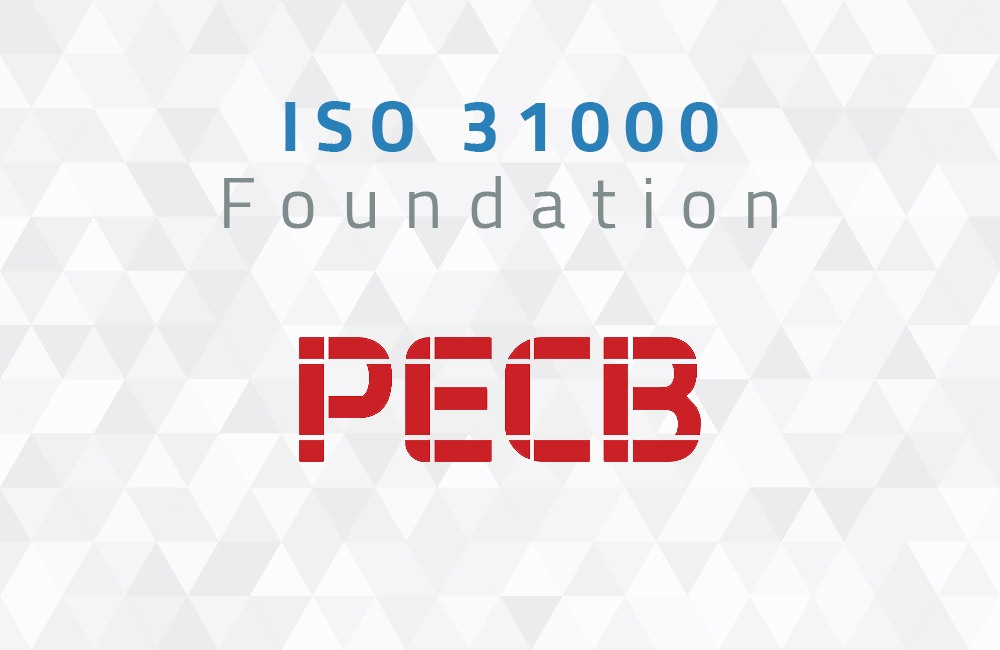 ISO 31000 Foundation