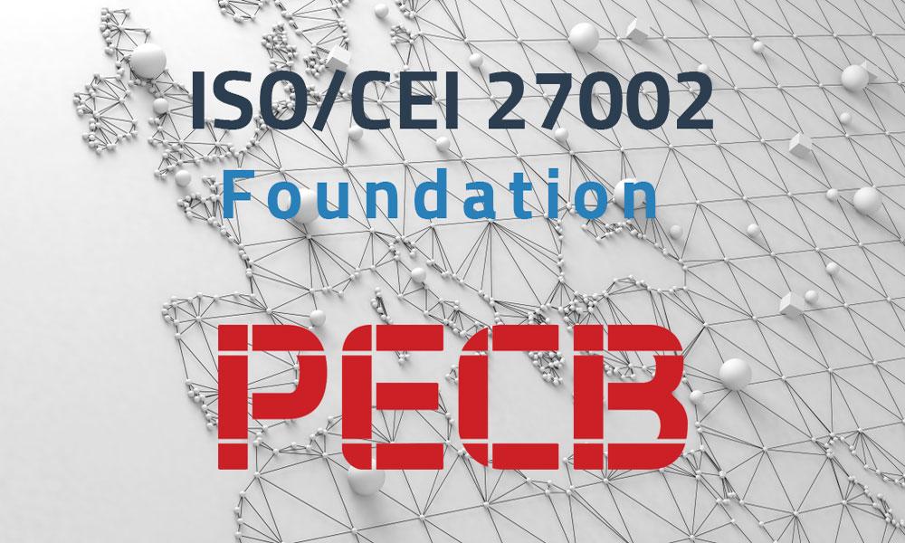 ISO/CEI 27002 foundation