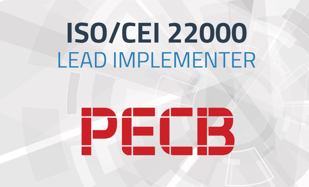 ISO/CEI 20000 Lead Implementer