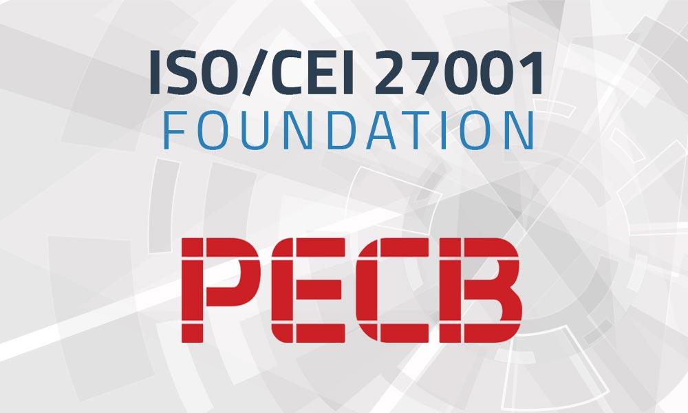 ISO/CEI 27001 Foundation