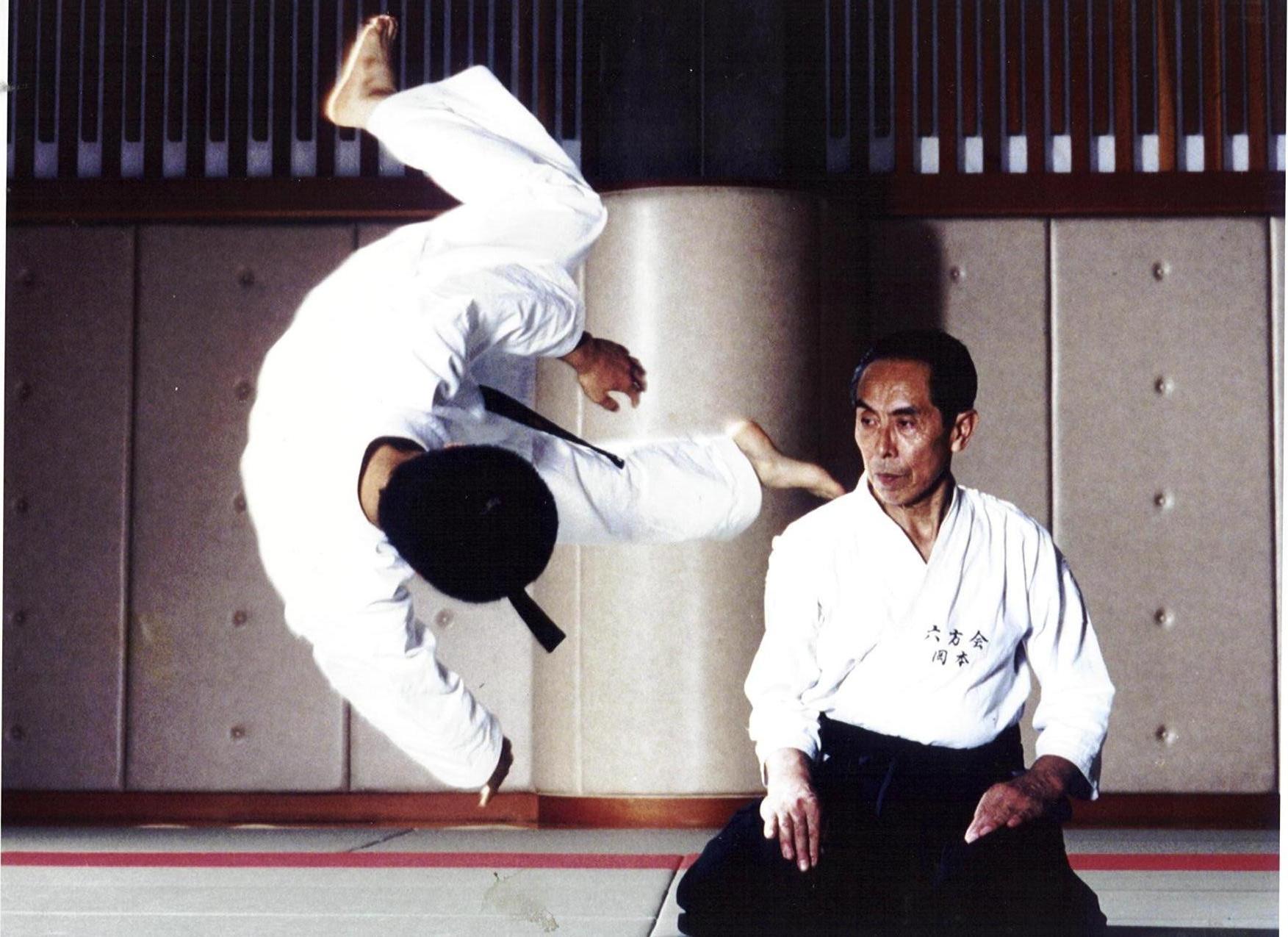 "Protected: Seigo Okamoto Sensei's ""No-Shi"" Daitō-ryū"