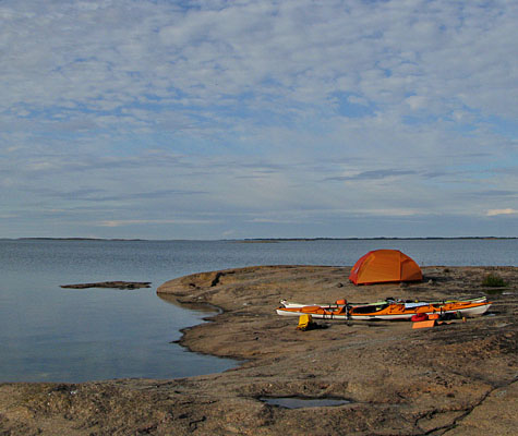 Lillkilla, Åland