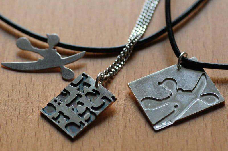 Tre silversmycken - kollektion 2007