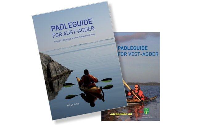 Padleguide for Aust-Agder & Padleguide for Vest-Agder