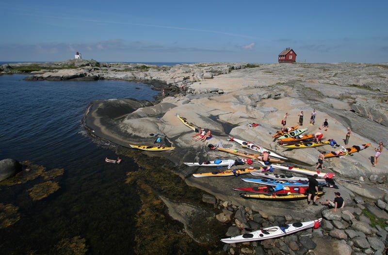 Besök på Tistlarna - Valöträffen 2006