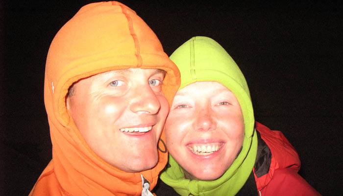 Piff och puff, Bill och bull... Glada nöjda i alla fall på väg hem genom natten i nya finfärgade tröjor ;-)