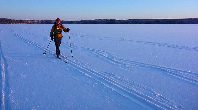 Erik på Rössjön
