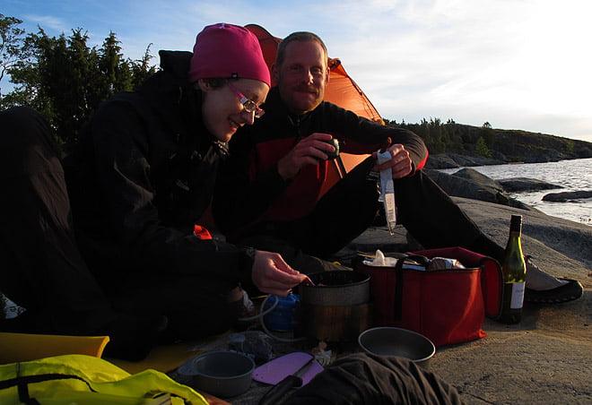 Lisa & Johan - Inre Brunnskär