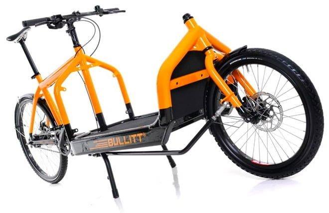 Bullit CargoBike - lastcykel som ser klart trevlig ut
