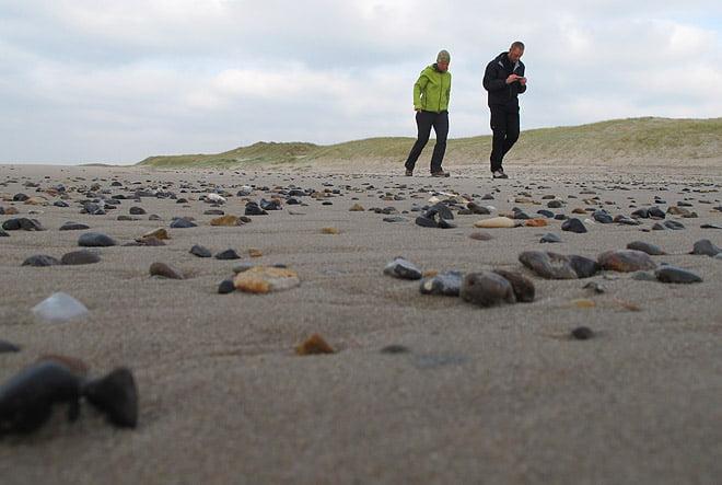 Strandpromenerar