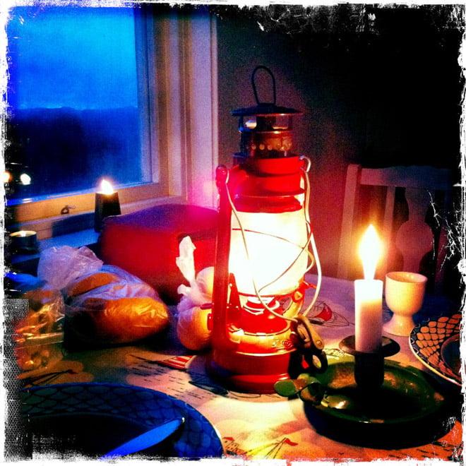Ljus i Hultet
