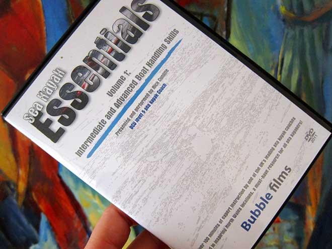 Sea Kayak Essentials volume 1 by Nick Cunliffe