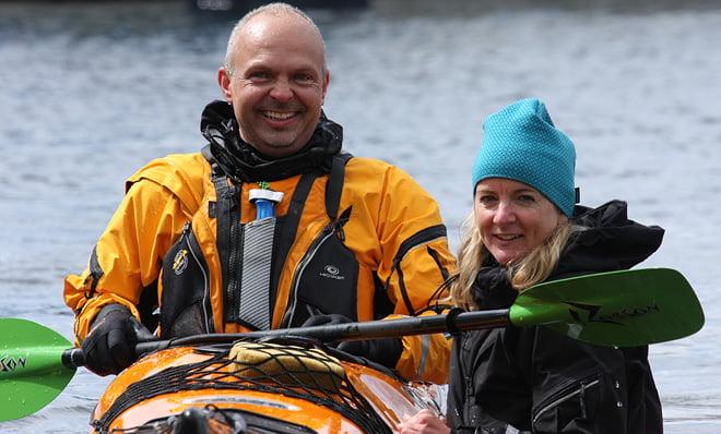 Bengt och Sara gör sig redo för rolleri