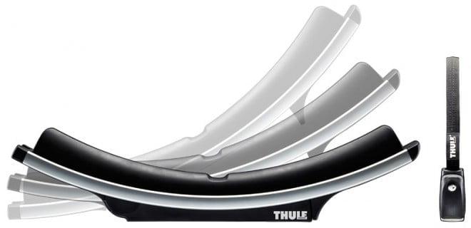 Thule K-guard med tillhörande låsbara rem