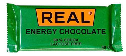 Real chokladkaka, håller länge, inte supergo ;)