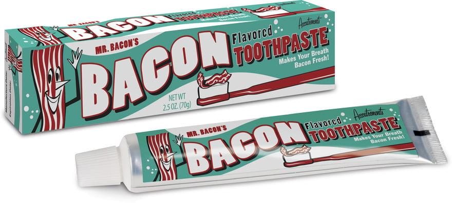 Bacontandkräm - låter oerhört mysigt :)