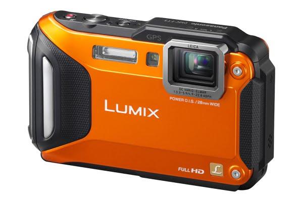 Panasonic Lumix FT-5