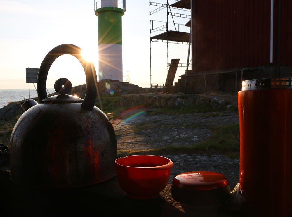 Morgonkaffe
