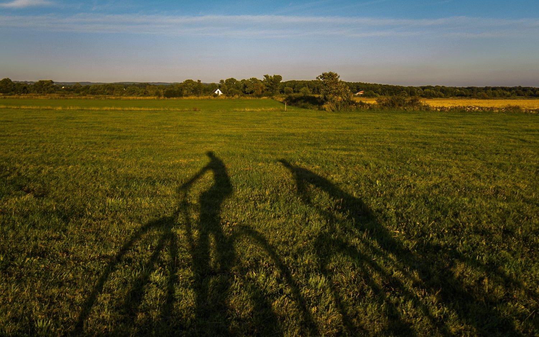Skuggig cykling