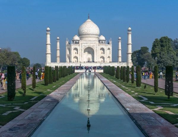 "Hindu Nationalists Call Taj Mahal ""Blot on Indian Culture"""