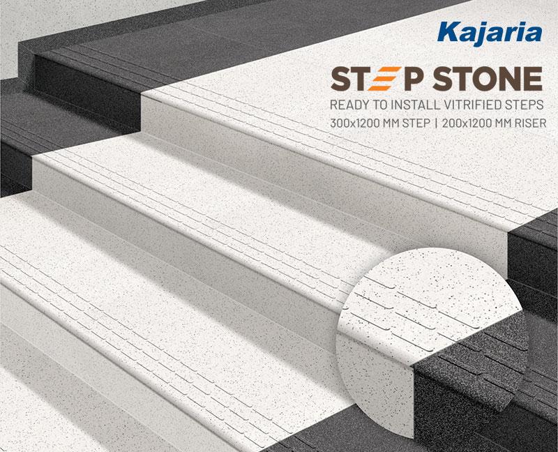tiles for stairs kajaria india s no