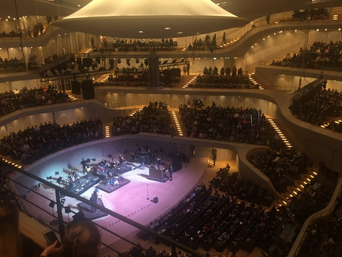 Elbphilharmonie Block V kakakiri