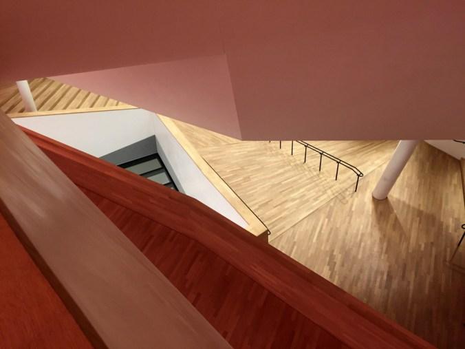 Elbphilharmonie Foyer Treppe kakakiri