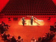 Patricia Kopatchinskaja Konzerthaus Dortmund Violine