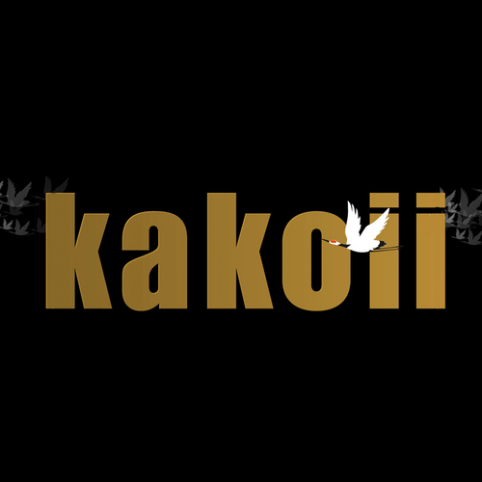 kakoii Berlin/Tokyo Logo
