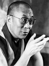 Dejad que el Dalai lama... o chupe, lo que él prefiera.