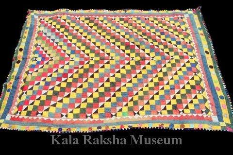 Ralli patchwork at Kala Raksha Museum