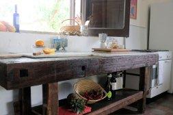 Küche Ferienhaus Kalabrien