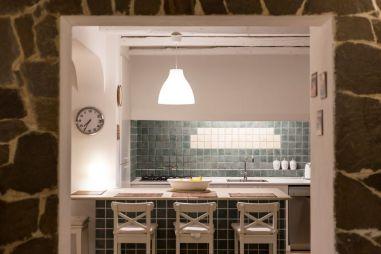 Küche Villa
