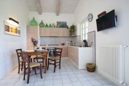 Küche Kalabrien Ferienhaus