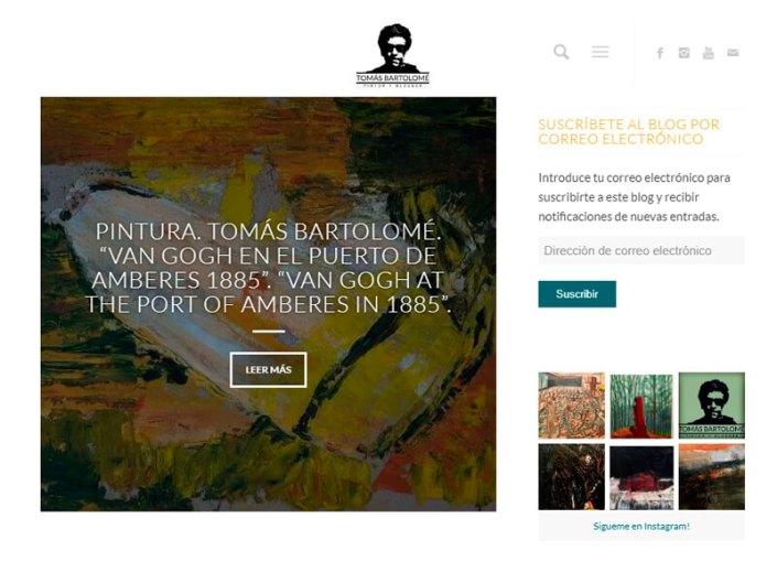Blog Tomás Bartolomé