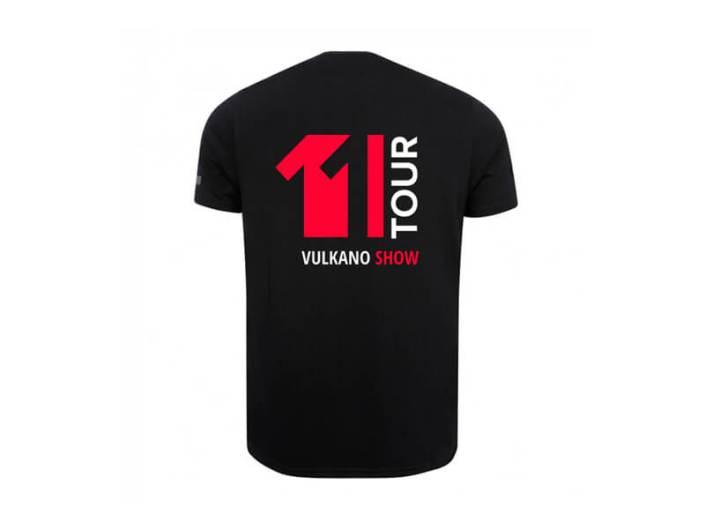 Diseño de camisetas Orquesta Vulkano