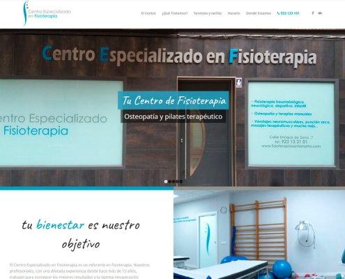 Fisioterapia en Santa Marta de Tormes