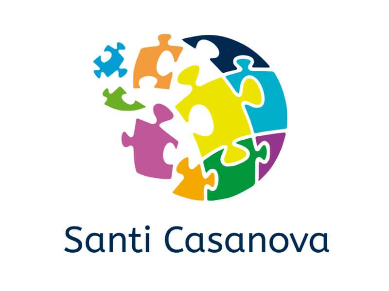 Logotipo Santiago Casanova