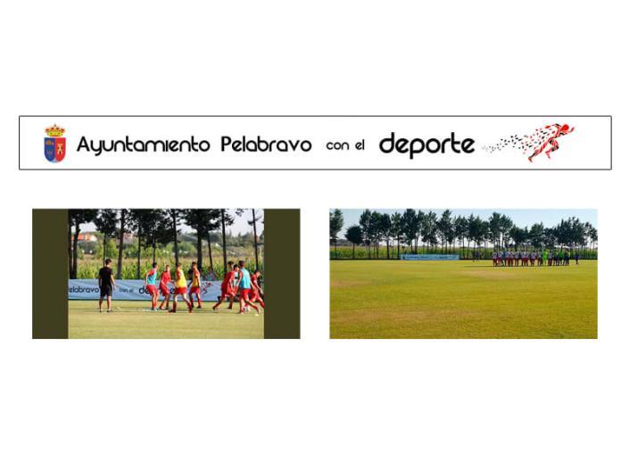 Lona Pelabravo con el Deporte