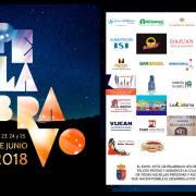 Cartel de Fiestas Pelabravo 2018