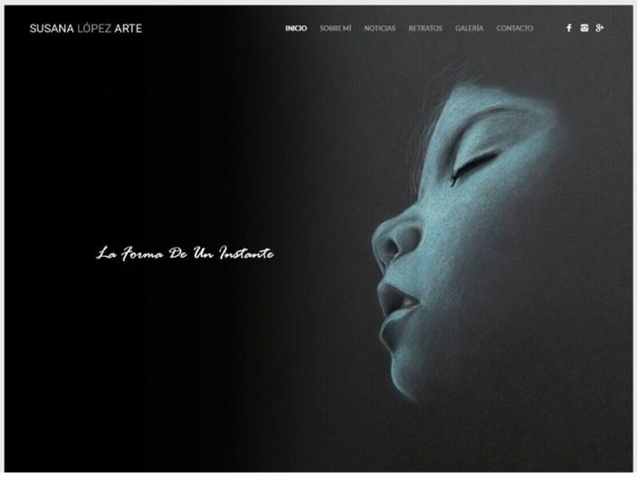 Retratos Susana López Arte