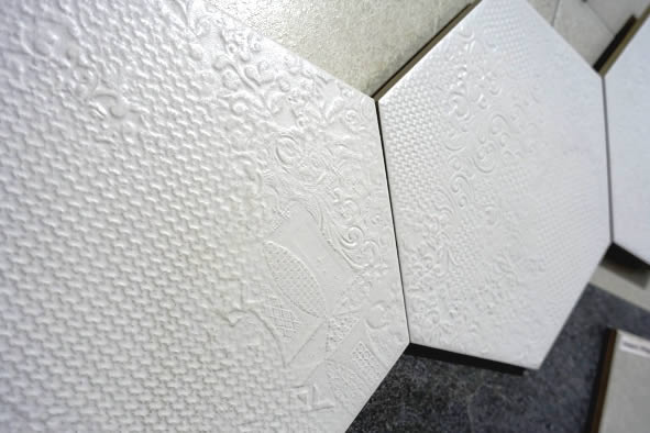 Kitchen Patterned Wall Tiles
