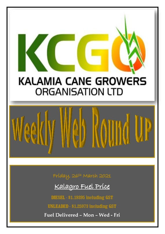 thumbnail of 4 – KCGO Weekly Web Round UP- 26th March 2021