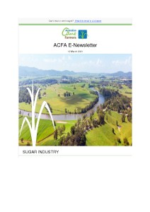 thumbnail of ACFA E newsletter – 15th March 2021