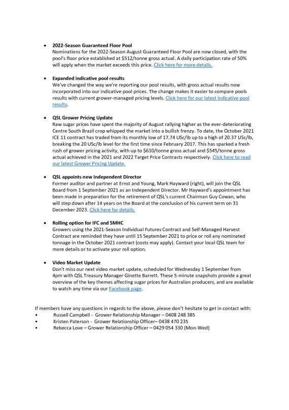 thumbnail of QSL Inforamtion Brief – 31 August 2021