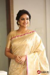 Actress Keerthy Suresh New Stills (9)