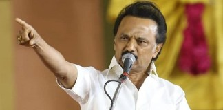 Thalapathi M.K.Stalin speech :   Then, the two leaders discussed the political situation in the Meeting   DMK   Tamil nadu