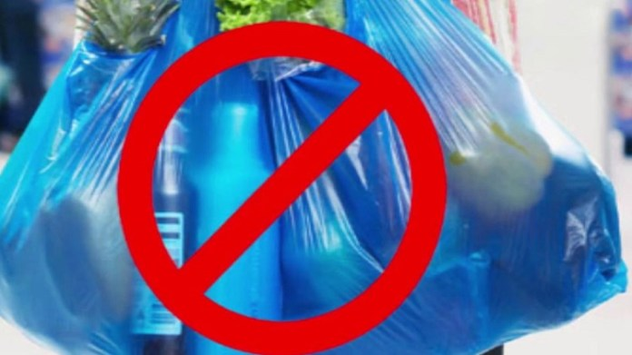 Monitor the use of plastics in election campaigns