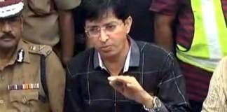 Revenue Administration Commissioner Radhakrishnan Obsession